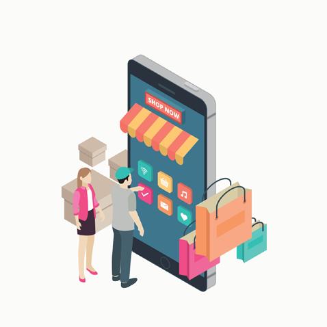 هل تريد تحويل تجارتك الي عالم التجارة الإلكترونية ؟